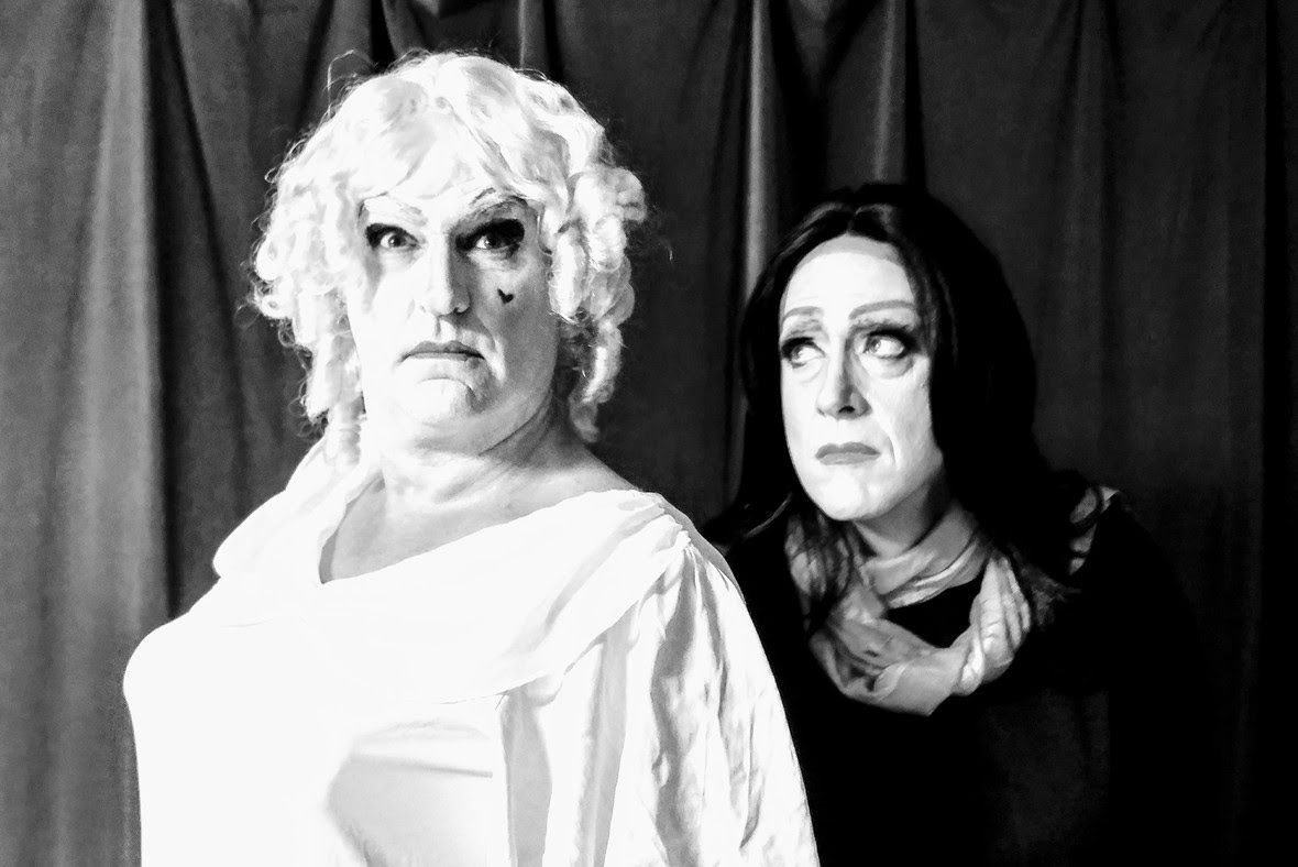 Eren Sisk in cast of Lab's 'Whatever Happened to Baby Jane: A Parody of the Horror'