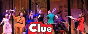 Broadway Palm's 'Clue the Musical' pure entertainment