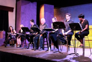 Open Hand Staged Reading Q