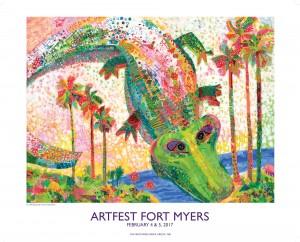 ArtFest poster 2017