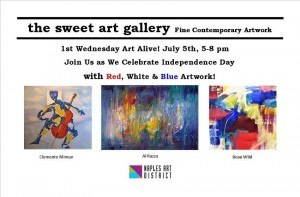 Sweet Art July 5