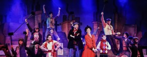Spotlight on Mary Poppins' chimney sweep extraordinaire Chris Duir
