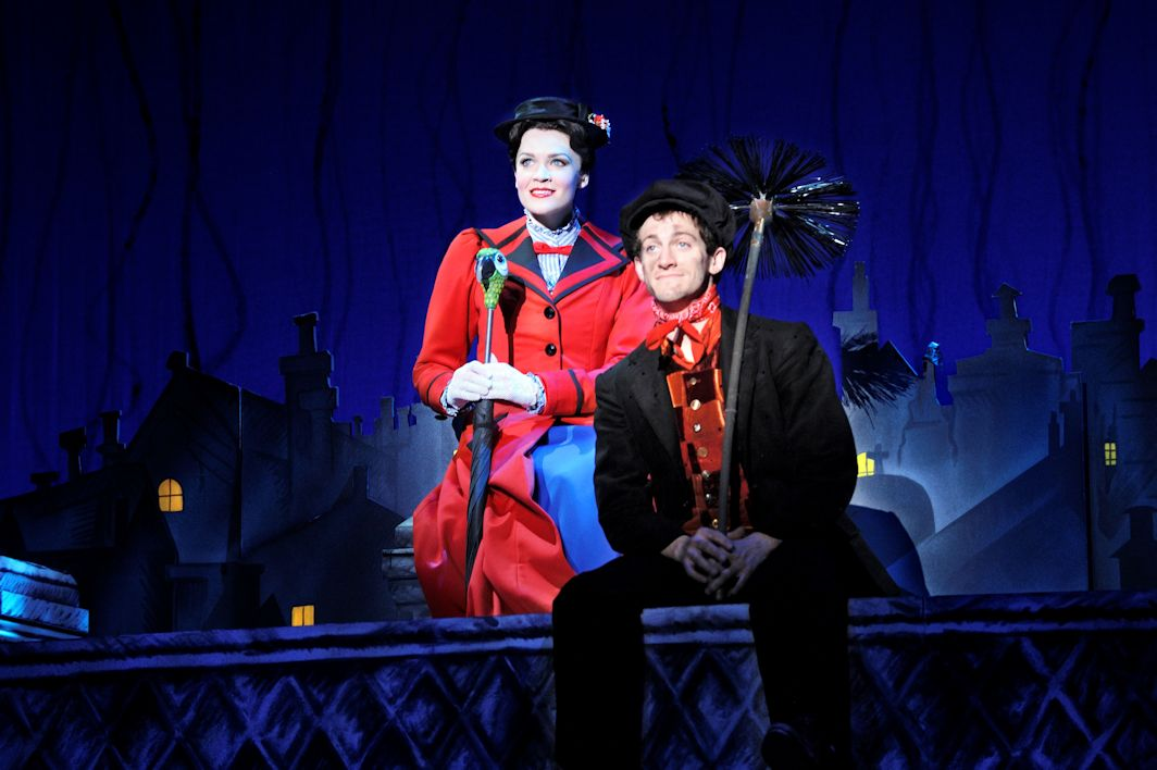 Spotlight on 'Mary Poppins' star Melissa Whitworth