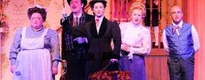 Spotlight on Mapson and Boman in Broadway Palm's 'Mary Poppins'