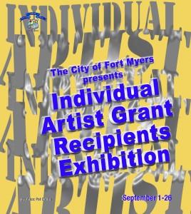 Individual Artist Grant Promo 1