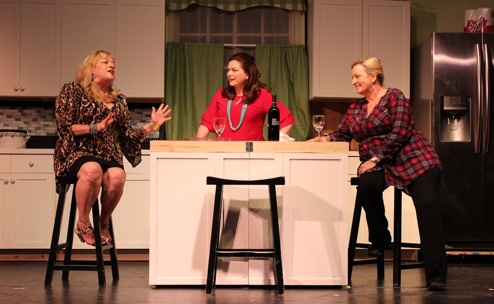 'Women in Jeopardy' provides big laughs, fine acting and timely psycho-social themes