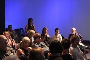 Audience Members Weigh in 03