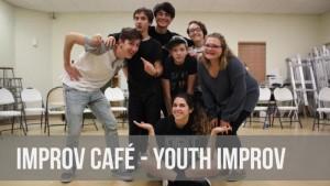 Improv Cafe Logo