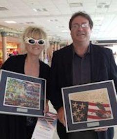 Leoma with Doug McGregor