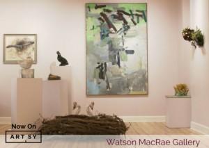 Watson MacRae on Artsy1