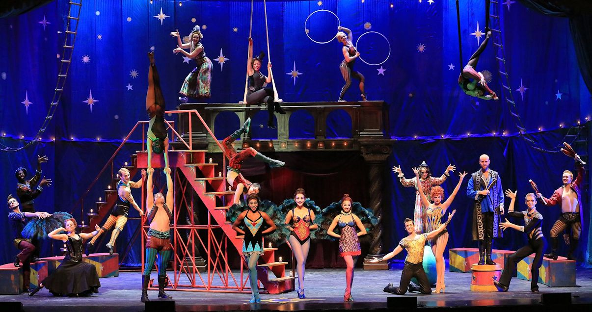 Meet Leading Player Mara Lucas in Broadway Palm's 'Pippin'