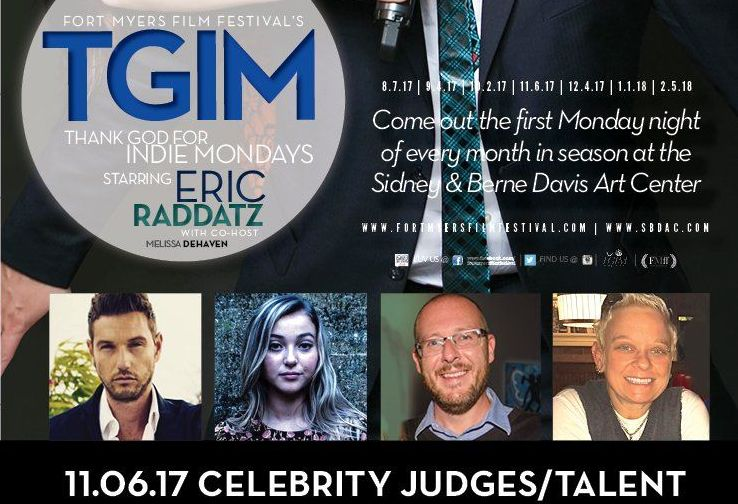 Meet November TGIM celebrity judge Char Loomis