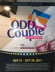 Odd Couple Female Version Promo 08