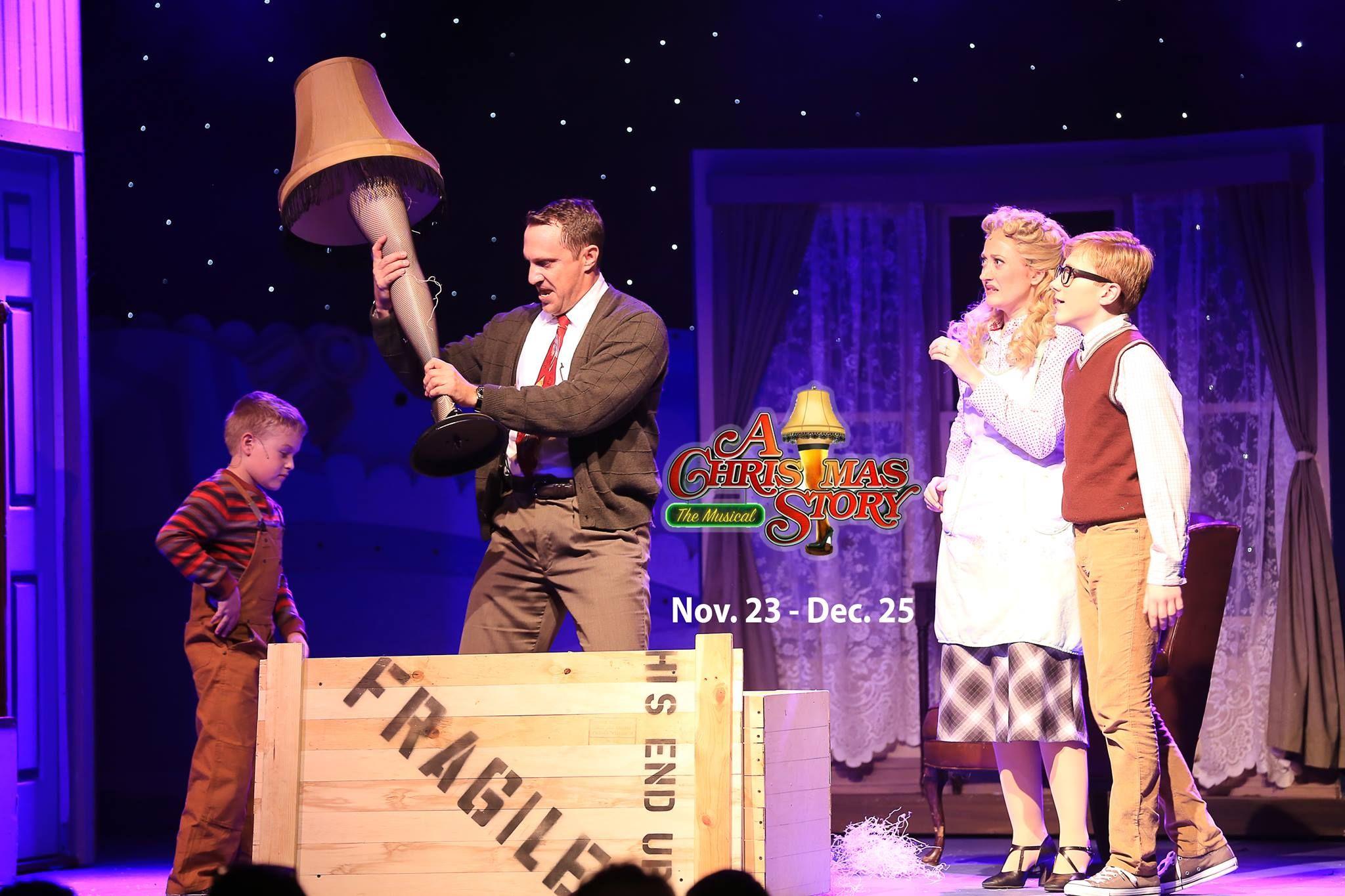 christmas story 01 - A Christmas Story Musical