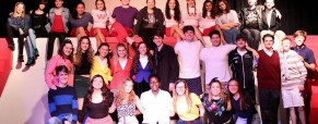 Meet the Westerberg High cheer squad and 'Heathers' ensemble
