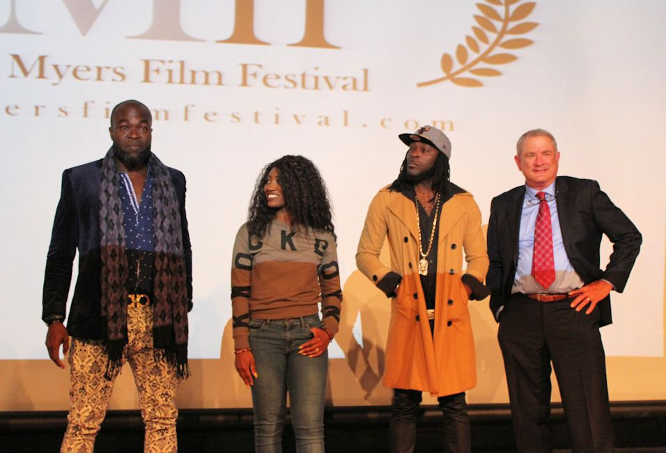 If you missed December's T.G.I.M. you missed world premiere of Cornell Bunting's first indie film