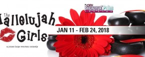 'Hallelujah Girls' play dates, times and ticket info