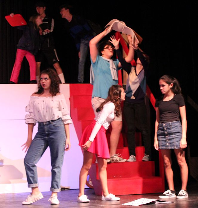 For many reasons, 'Heathers' is so very must-see   ArtSWFL com
