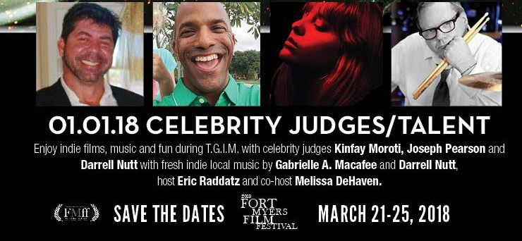Meet January T.G.I.M. celebrity judge Joseph Pearson
