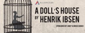 Patrick Day plays Nils Krogstad in Theatre Conspiracy's production of 'A Doll's House'