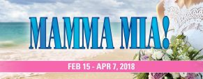'Mamma Mia!' play dates, times and ticket info
