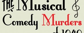 Spotlight on 'Musical Comedy Murders' cast member Mike Edouard
