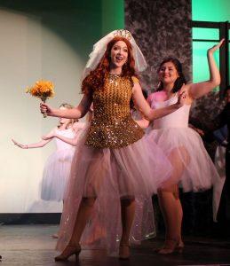 Aspiring actor Giselle Meyer is homeward bound | ArtSWFL com