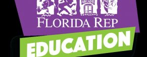 Shows you'll see during Florida Rep Education's current season