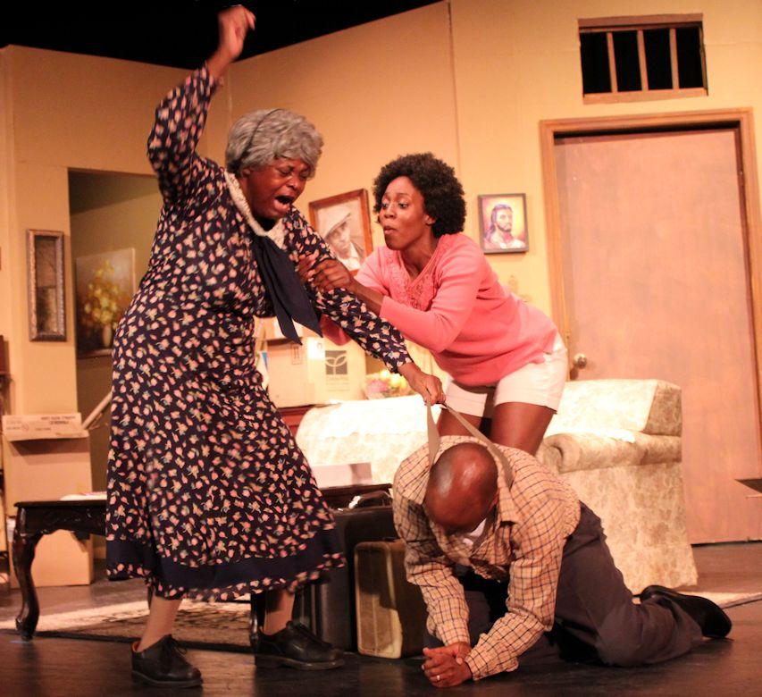 Alliance Theatre Texas: Patricia Idlette