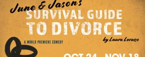 Playwright Lorusso and Director Walck dish on 'Survival Guide to Divorce'