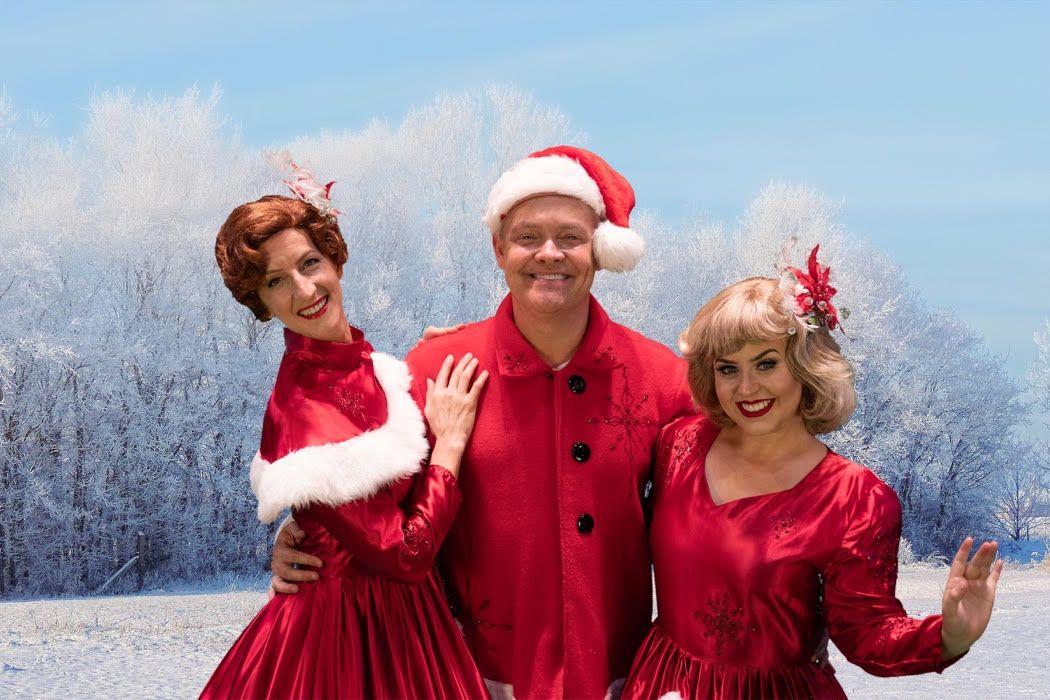 play white christmas - White Christmas Play