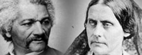 Galyean and Lively poised for thunderclap performances as Susan B. Anthony and Frederick Douglass