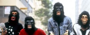 Guerrilla Girls set to rattle some cages at Rauschenberg Gallery in January