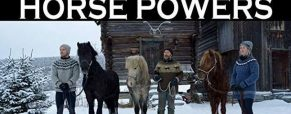 Horse Powers: From the Land of the Vikings