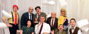 'Laughter on the 23rd Floor' play dates, times and ticket information