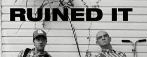 'Ruined It' depicts two old timers longing for the good ole days
