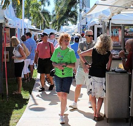 Art Fest Naples at Fleischmann Park