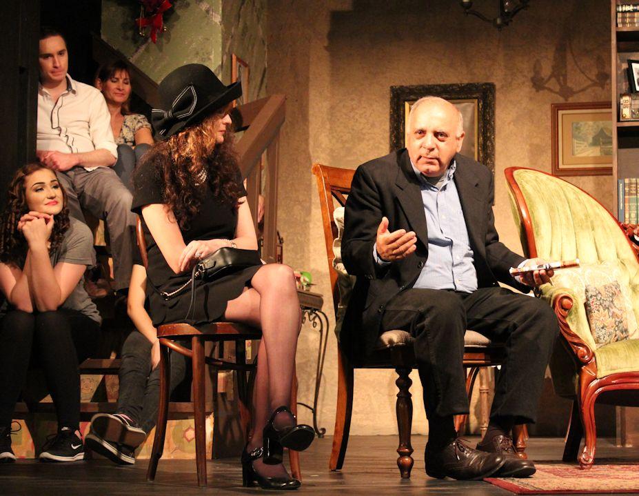 Metz, Hilliard, Mizrachi and Nayor emphasize importance of keeping Holocaust stories alive