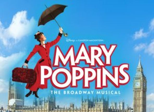 'Mary Poppins' play dates, times and synopsis