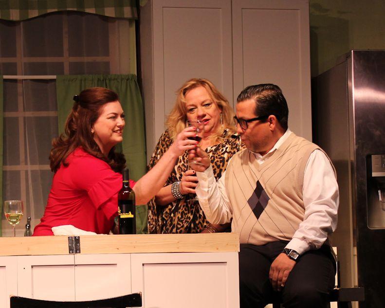 Spotlight on 'Women in Jeopardy' star Stephanie Davis