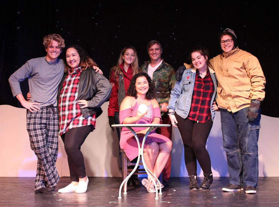 'Almost, Maine' gives Director Carmen Crussard chance to foster serious young actors