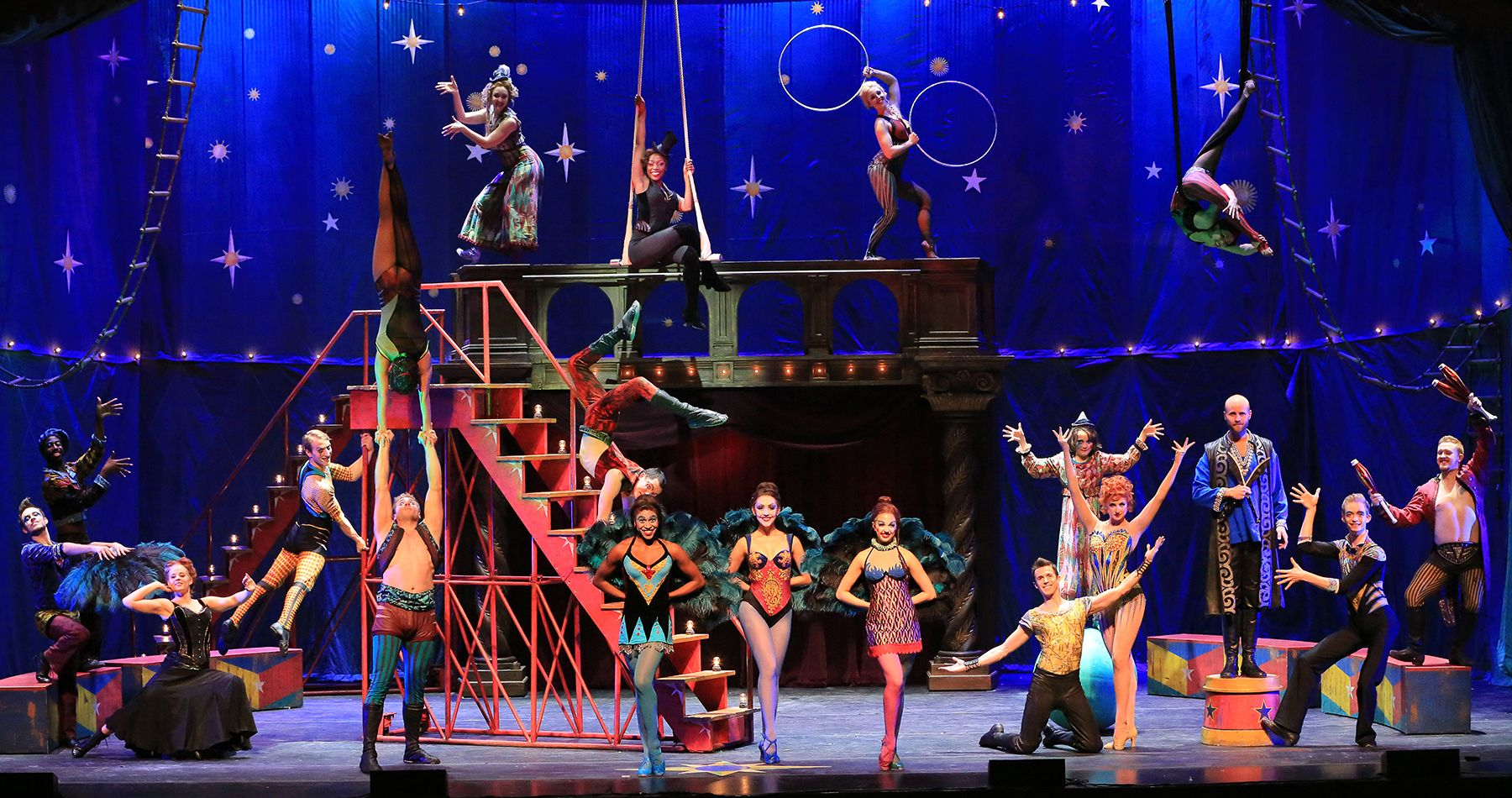 Broadway Palm's 'Pippin' eye-popping, jaw-dropping extravaganza