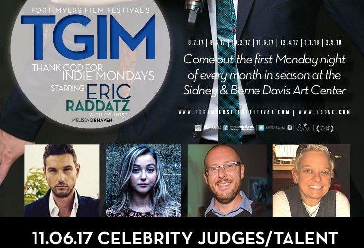 Meet November TGIM celebrity judge John Davis