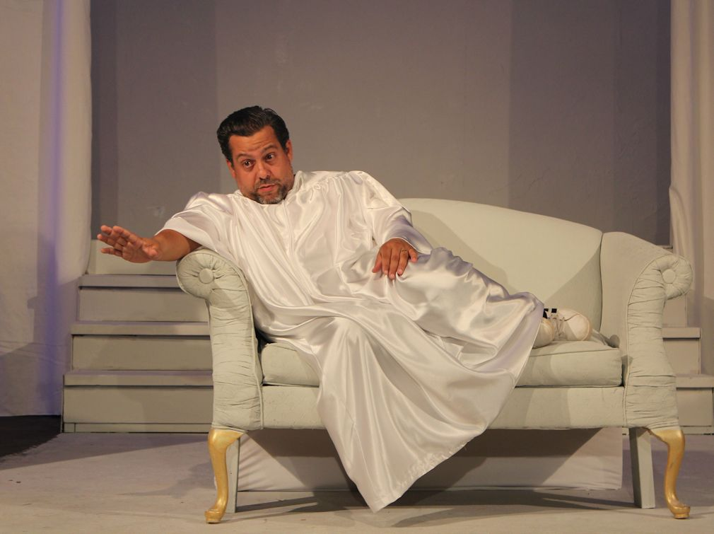 'Act of God' timely, thought-provoking ark full of laughs
