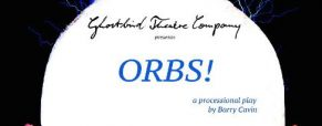 Daniel Cancio plays Bear in Ghostbird's 'ORBS!'