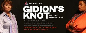 Sonya McCarter is Corryn Fell in 'Gidion's Knot'