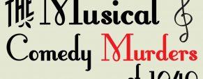 Spotlight on 'Musical Comedy Murders' cast member Mike Edouard