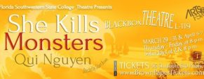Women are the heroes in 'She Kills Monsters' at FSW