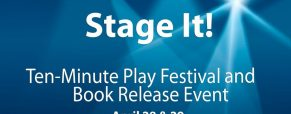Ten new 10-minute plays to premiere at Bonita's 'Stage It! 2 10-Minute Play Festival'