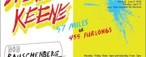'Steve KEENE: 57 Miles or 455 Furlongs' one of artist's most ambitious projects to date